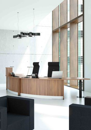 WINDSOR Reception Desk DDA Extension